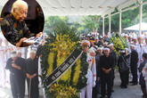 Xúc động lễ tang cụ bà hiến tặng hơn 5.000 lượng vàng cho Nhà nước