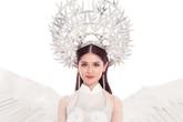 Thùy Dung trượt Top 15 Hoa hậu Quốc tế vì bản lĩnh kém hay sức khỏe yếu?