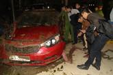 Danh tính hai cán bộ tử vong do lùi xe ô tô rơi xuống sông Hồng