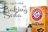 Đừng nghĩ baking soda chỉ là chất tẩy rửa, 16 tác dụng lau dọn nhà của chúng sẽ khiến bạn tròn con mắt