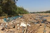 Khai vống thiệt hại do bão số 10 tại Thanh Hóa