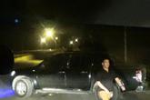 """Thanh tra giao thông Hải Dương bị """"bảo kê"""" chặn xe giữa đêm"""