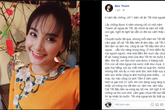 Diễn viên Bảo Thanh kể về cái Tết đầu tiên xa vòng tay bố mẹ