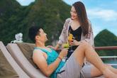 """Vợ chồng Bảo Thanh càng hạnh phúc sau scandal """"thả thính"""""""