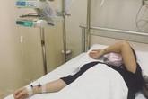 Bảo Thanh bị ngộ độc thực phẩm phải nhập viện cấp cứu