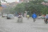 Bắc Bộ mưa to, có khả năng lũ quét nhiều ngày tới