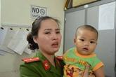 Vụ bé trai bị bỏ rơi trong nhà nghỉ: Tâm sự của nữ công an phường tốt bụng