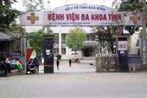 Danh tính 6 bệnh nhân tử vong khi đang chạy thận tại BVĐK Hoà Bình