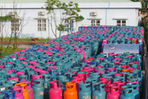 Bắc Ninh: Phát hiện số lượng lớn vỏ bình gas tập kết bất thường