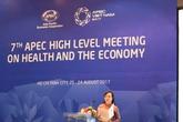 Bế mạc cuộc họp cao cấp lần thứ 7 về y tế và kinh tế