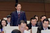 Các Bộ trưởng giải trình nhiều vấn đề đại biểu Quốc hội quan tâm