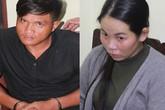 Cặp tình nhân bị bắt cùng 4kg ma túy