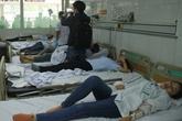 Nghệ An: Nghi ngộ độc thực phẩm sau bữa ăn trưa, nhiều công nhân nhập viện