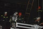 Hà Nội: Cháy lớn tại quán karaoke 4 tầng trên đường Xuân La