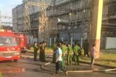 Hải Dương: Cháy lớn tại Công ty cổ phần Nhiệt điện Phả Lại
