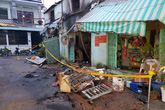 Hai bà cháu tử vong trong căn nhà cháy ngùn ngụt giữa đêm ở Sài Gòn