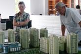 Chuyên gia nước ngoài ở Việt Nam thu nhập 88.000 USD mỗi năm