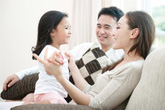 Hạnh phúc vợ chồng được đo bằng gì?
