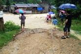 Thường Xuân, Thanh Hóa: Hàng trăm hộ dân bị cô lập với thế giới bên ngoài