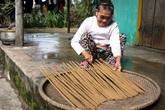 Quảng Bình: Làng hương trầm nhộn nhịp vào vụ Tết