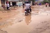 """Bắc Ninh: Người dân khốn đốn vì công trình… """"rùa"""""""