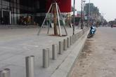 Quận Thanh Xuân, Hà Nội: Dự án Artemis lấn chiếm vỉa hè của người đi bộ