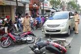 Năm 2016, toàn quốc xảy ra 21.500 vụ tai nạn giao thông