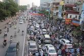 Giải quyết nạn ùn tắc giao thông không chỉ bằng tăng đầu tư hạ tầng