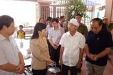 Vụ 7 người tử vong khi chạy thận: Bộ trưởng Bộ Y tế chia sẻ nỗi đau với gia đình bệnh nhân