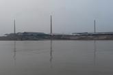 Hưng Yên: Tràn lan bến bãi hoạt động không phép dọc sông Hồng, sông Luộc