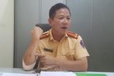 Vì cứu dân, sỹ quan CSGT thành thương binh giữa thời bình