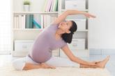 Bí quyết chặn đứng cơn đau lưng ê ẩm khi mang thai