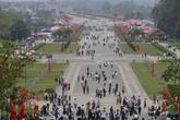 Lễ hội Đền Hùng 2017: Hơn 1.000 CBCS Công an đảm bảo ANTT