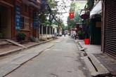"""Phường Láng Hạ (quận Đống Đa, TP Hà Nội): Vỉa hè bị chiếm dụng, đường phố bị """"băm nát"""""""