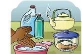 Bí quyết ăn uống an toàn để tránh xa sán xơ mít