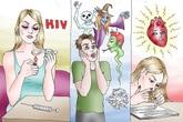 Nhiễm HIV vì sử dụng ma túy tổng hợp