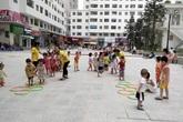 Giữa Thủ đô, cha mẹ lo con mầm non thất học