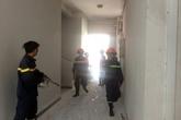 Đà Nẵng: Xe máy bất ngờ phát nổ trong khu chung cư, nhiều người hốt hoảng tháo chạy