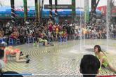 TP.HCM: Vũ công mặc bikini nhảy phản cảm trước mặt hàng trăm trẻ nhỏ
