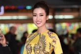 Hoa hậu Đỗ Mỹ Linh cân nhắc chuyện lấn sân điện ảnh