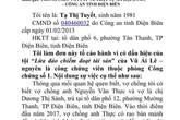 Vụ mua bán mảnh đất 5,5 tỉ đồng tại Điện Biên: Công chứng viên nhận 50 triệu đồng để làm gì?