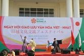Giao lưu văn hóa Việt - Nhật tại Đà Nẵng