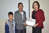 Tấm lòng của độc giả đến với 2 hoàn cảnh đáng thương ở Quảng Ninh