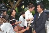 Bố bé gái bị sát hại tại Nhật Bản nói gì với báo chí khi nghi phạm bị bắt ?