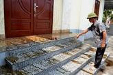 2 hộ dân ở Hải Dương bị ném chất thải vào nhà để ... trả thù