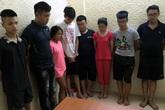 Bé gái 14 tuổi cũng nhập đoàn đua xe náo loạn phố Hà Nội