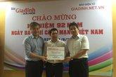 Báo GĐ&XH, Hội đồng hương Hà Tĩnh tiếp tục kêu gọi ủng hộ đồng bào vùng lũ Hà Tĩnh