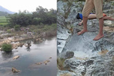 Bé trai 11 tuổi đuối nước, bạn bè hoảng hốt tháo chạy