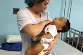 Bé trai 1 tuổi ở Hà Nội bị bạo hành đến hôn mê, co giật sắp được xuất viện