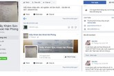 "Lập hẳn Facebook để ""bán"" giấy khám sức khỏe"